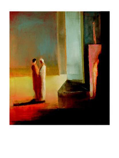 Ontmoeting, c.1999-Han Mes-Art Print