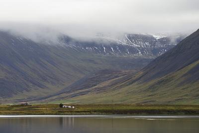 Onundarfjordur, West Fjords, Iceland, Polar Regions-Michael-Photographic Print