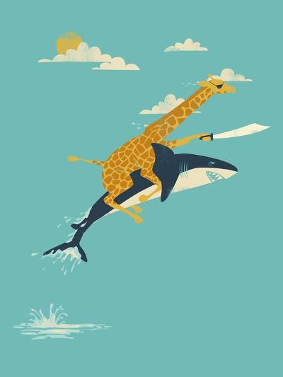 Onward!-Jay Fleck-Art Print