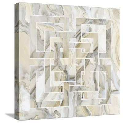 Onyx IV-Debbie Banks-Stretched Canvas Print