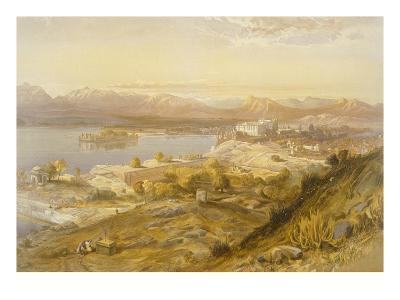 Oodypure, from 'India Ancient and Modern', 1867 (Colour Litho)-William 'Crimea' Simpson-Giclee Print