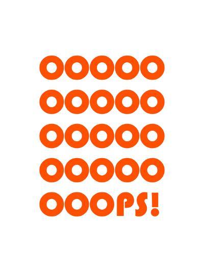 Ooops-Coni Della Vedova-Giclee Print