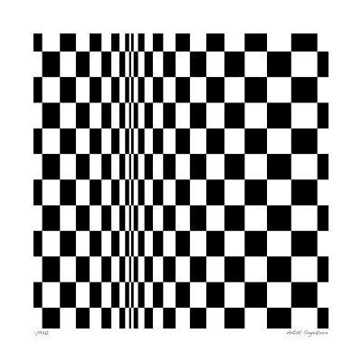 Op Squares I-Paula Scaletta-Giclee Print