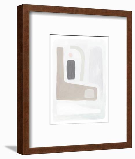 Opal Daydream I-Victoria Borges-Framed Art Print