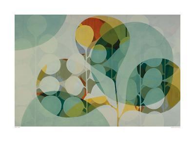 Opaque Layer Study I-Sarah Leslie-Art Print