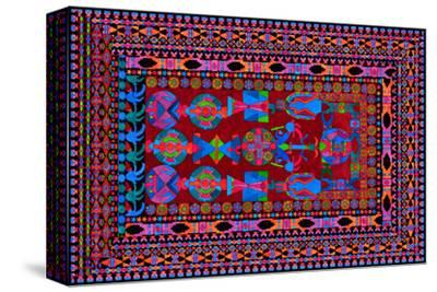 Open Ceremony-Lawrence Chvotzkin-Stretched Canvas Print