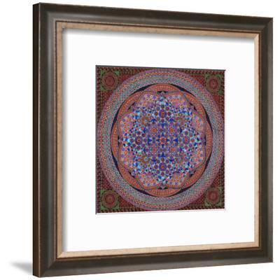 Open Jewel-Lawrence Chvotzkin-Framed Art Print