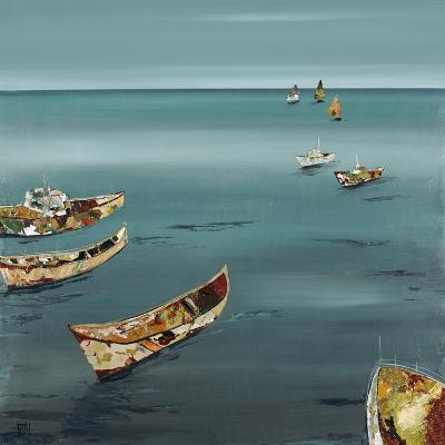 Open Sea-Kelsey Hochstatter-Art Print
