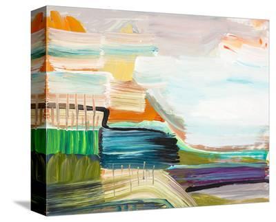Open Sky-Joan Davis-Stretched Canvas Print