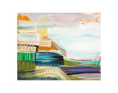 Open Sky-Joan Davis-Art Print