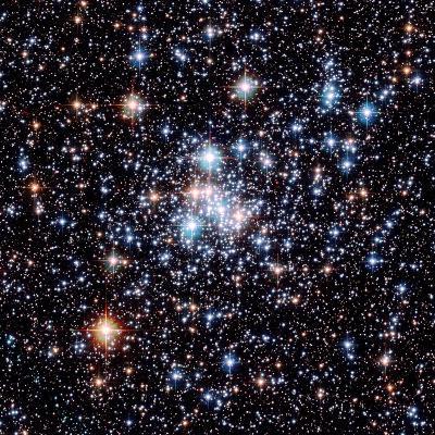 Open Star Cluster NGC 290-E. Olszewski-Photographic Print