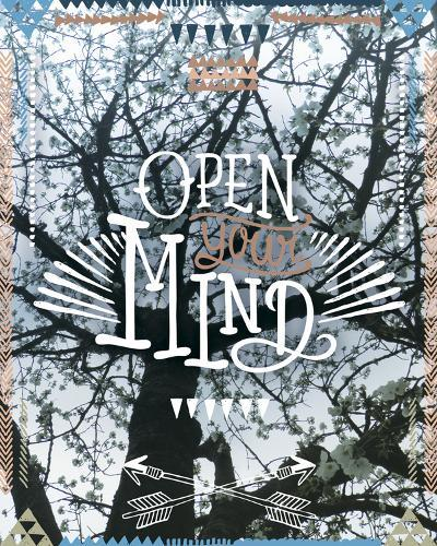 Open Your Mind-Joana Joubert-Giclee Print