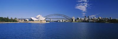 Opera House at the Waterfront, Sydney Opera House, Sydney, New South Wales, Australia--Photographic Print