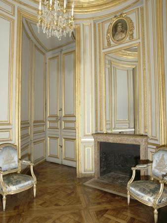 Opéra royal du château de Versailles : le boudoir du Roi--Giclee Print