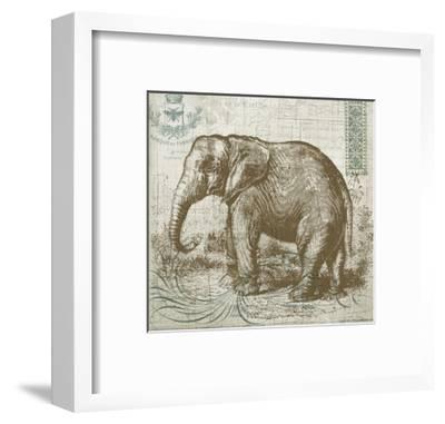 Elegant Safari Elephant 1