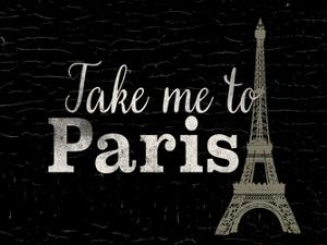 Paris # 3 Take me to Paris by Ophelia & Co^