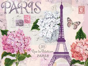 Paris in Lavendar by Ophelia & Co^