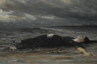 Ophelia-Constantin Emile Meunier-Giclee Print