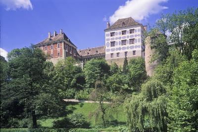 Opono Château, Czech Republic--Photographic Print
