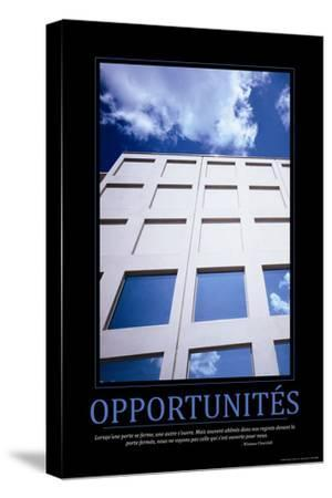 Opportunités (French Translation)