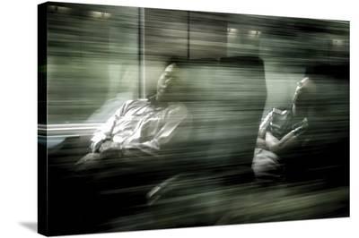 Opposites - Speed Versus Snooze-Yvette Depaepe-Stretched Canvas Print
