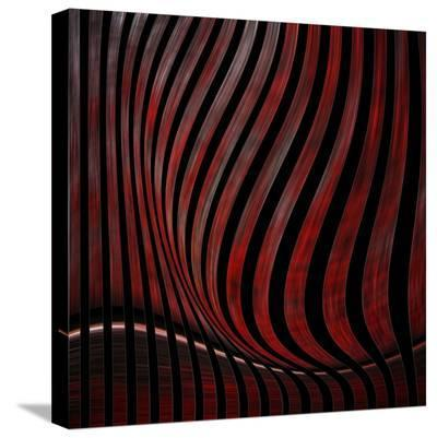 Optic Illusion-Gilbert Claes-Stretched Canvas Print