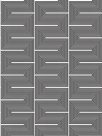 Optic Pattern-Josefina Baumann-Giclee Print