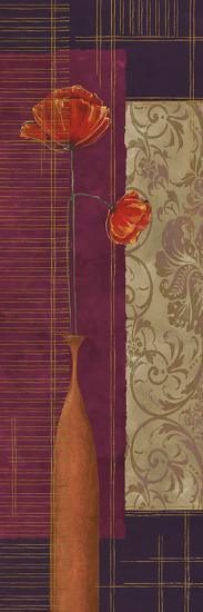 Opulence II-Linda Wood-Giclee Print