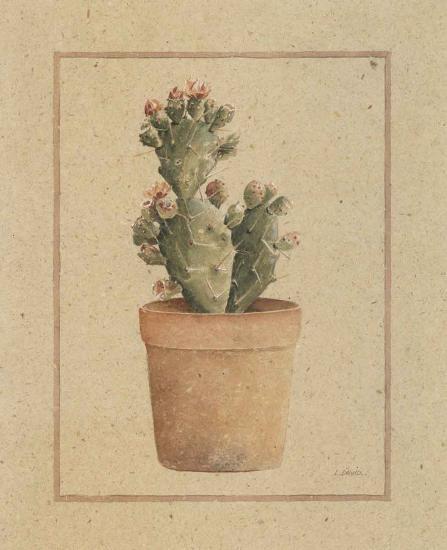 Opuntia Vulgaris-Laurence David-Art Print