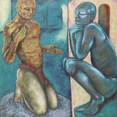 Oracle, 2004-05-Stevie Taylor-Giclee Print