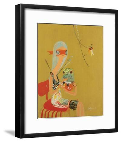 Oracle-Kelly Tunstall-Framed Giclee Print