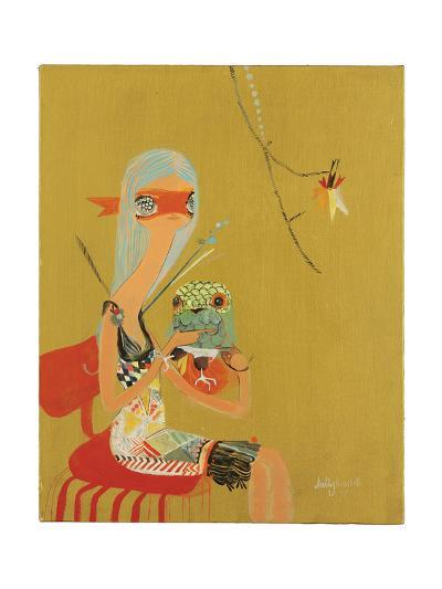 Oracle-Kelly Tunstall-Giclee Print