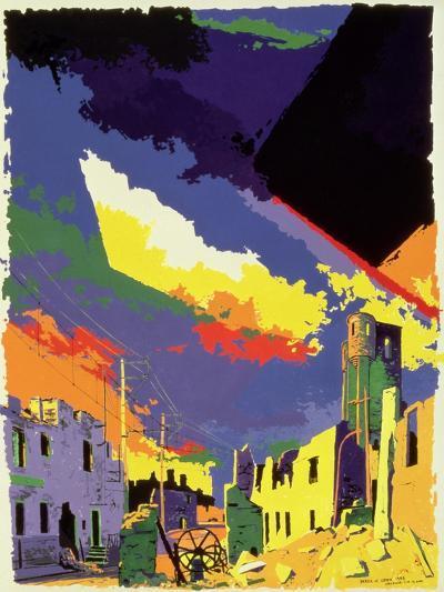 Oradour-sur-Glane, 1985-Derek Crow-Giclee Print