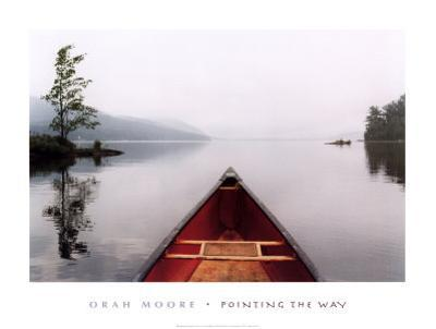 Pointing the Way by Orah Moore