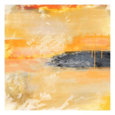 Orange 1-Cynthia Alvarez-Art Print