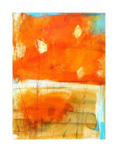 Orange Abstract, c.2009-Alison Black-Premium Giclee Print