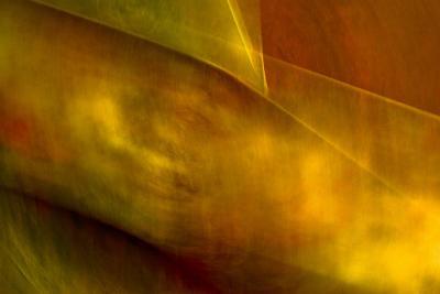 Orange Abstract-Jean-Fran?ois Dupuis-Art Print