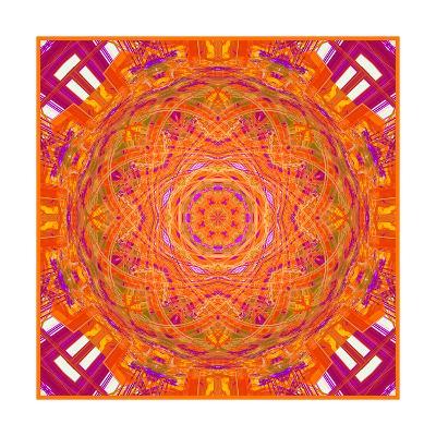 Orange Blossom Endelessly-Alaya Gadeh-Art Print