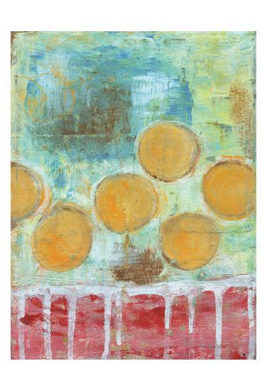 Orange Day 2-Erin Butson-Art Print