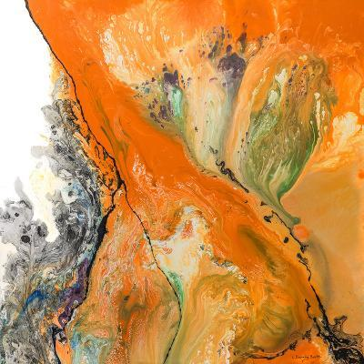 Orange Dream-Lis Dawning Scott-Art Print