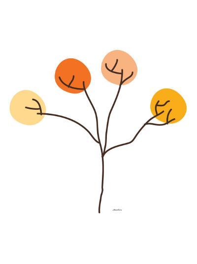 Orange Grove-Avalisa-Art Print