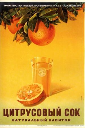 Orange Juice - Natural