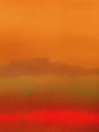 Orange Peel-Ruth Palmer-Art Print