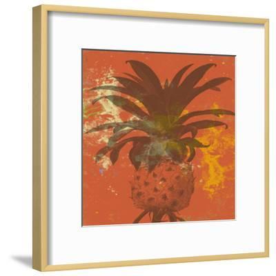 Orange Pine-Sheldon Lewis-Framed Art Print