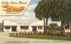Orange Shop, Clearwater, Florida