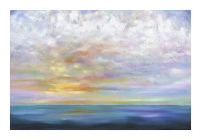 Orange Skies- Johnston-Giclee Print