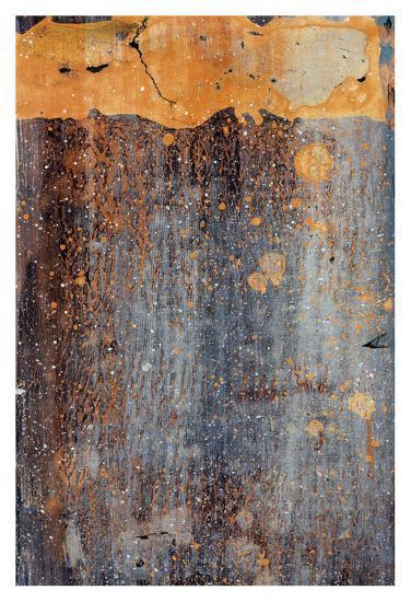 Orange Splash-J^ McKenzie-Art Print