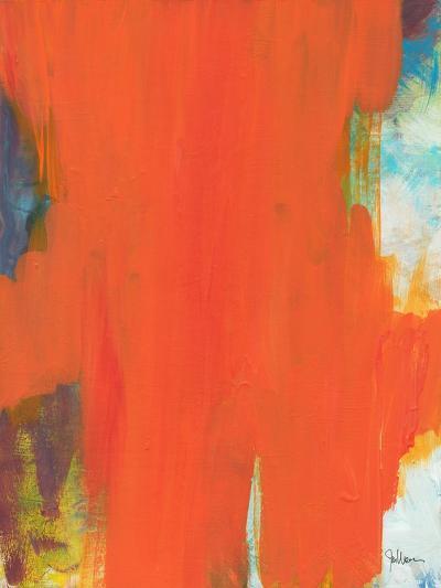 Orange Tide-Jan Weiss-Art Print