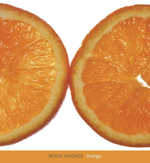 Orange-Mitch Hughes-Art Print