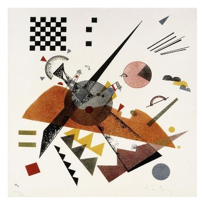 Orange-Wassily Kandinsky-Giclee Print